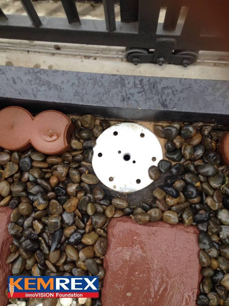 งานเข็มเหล็กฐานรากโครงหลังหน้าบ้าน คุณมาชาย่า:   by บริษัทเข็มเหล็ก จำกัด