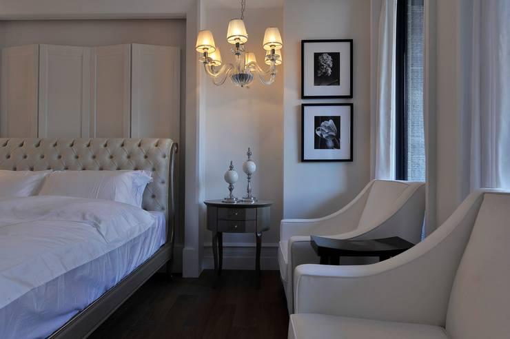 主臥:  臥室 by 原形空間設計