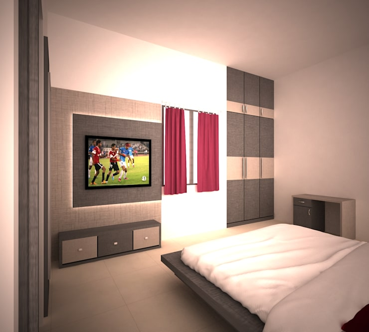 Bedroom by adorn,