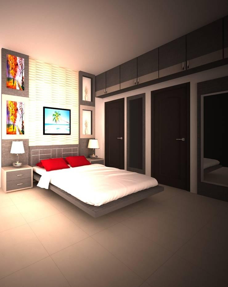 臥室 by adorn,