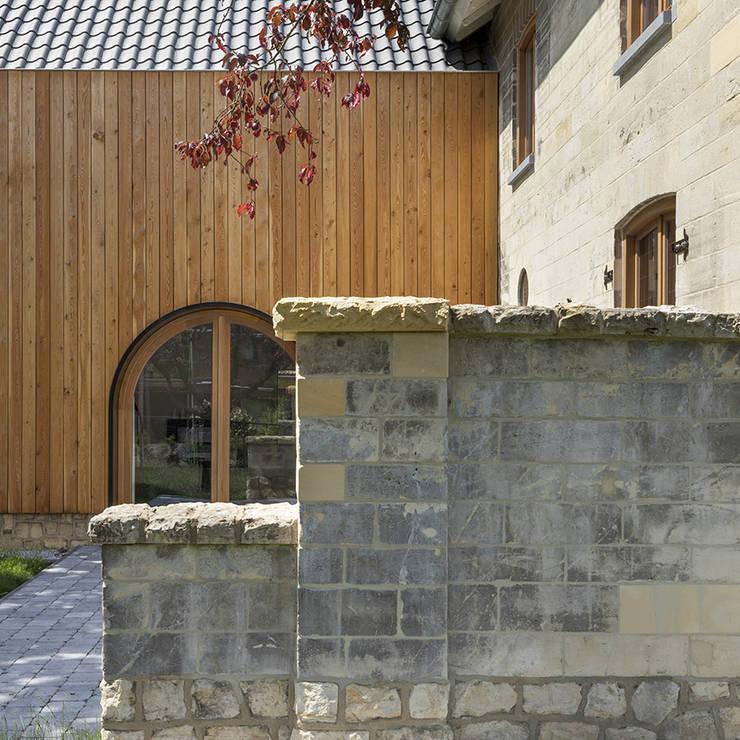 oud & nieuw:  Villa door De Nieuwe Context