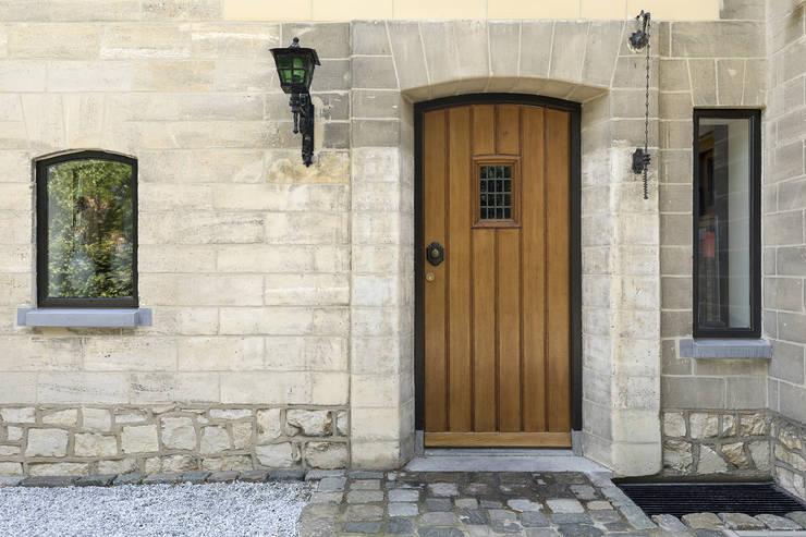 Behoud:  Rijtjeshuis door De Nieuwe Context