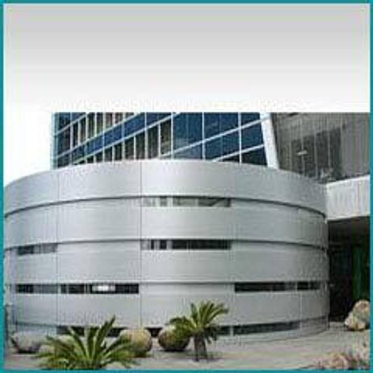 Commercial Buildings: modern Houses by M/s GENESIS