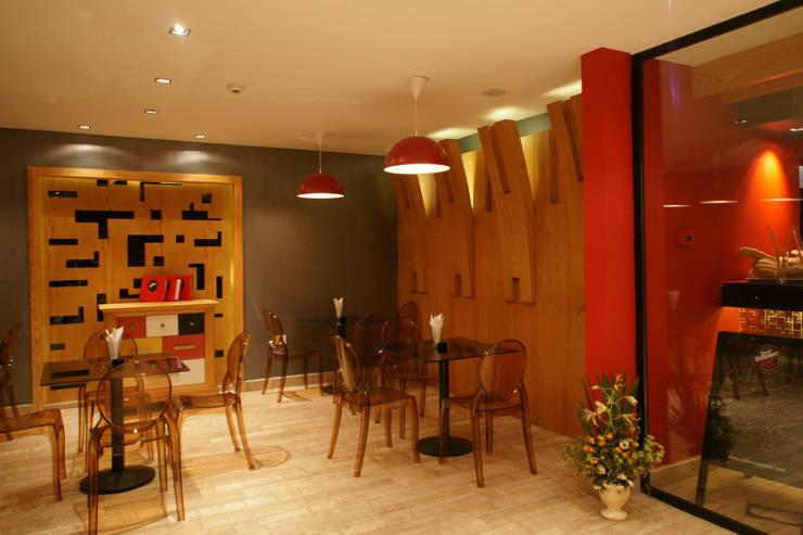 Vergnano:  مكاتب العمل والمحال التجارية تنفيذ SIGMA Designs