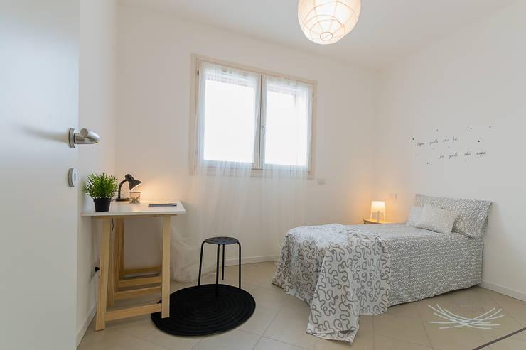غرفة نوم تنفيذ Home Staging & Dintorni