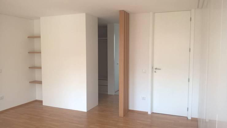 Suite:   por espaço MUDE