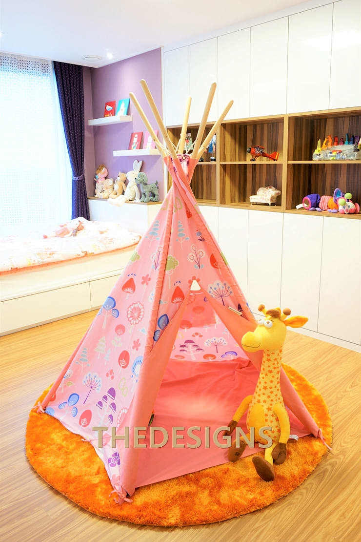 Dormitorios infantiles de estilo  de thedesigns