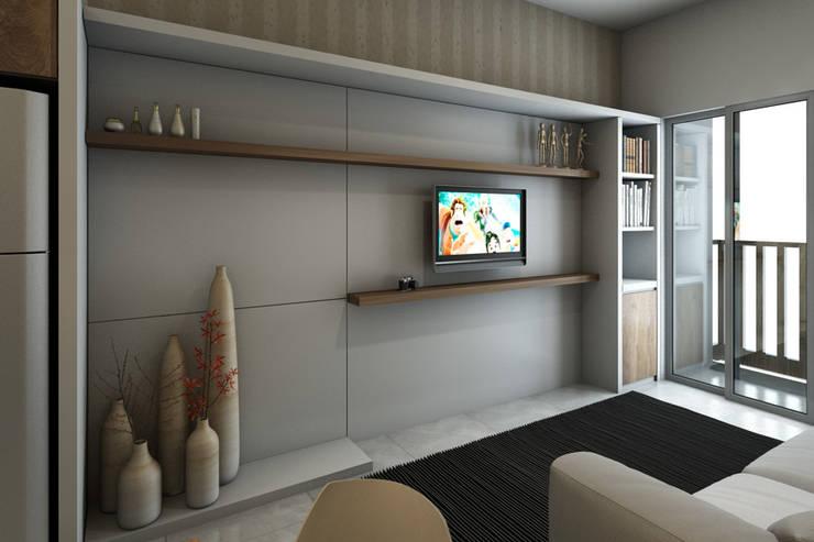 Bedroom by Akilla Concept