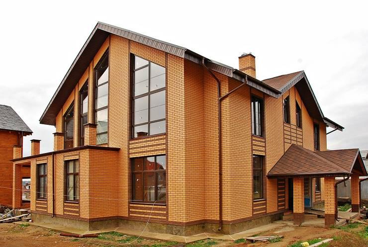 Балтия_318 кв.м: Дома в . Автор – Vesco Construction