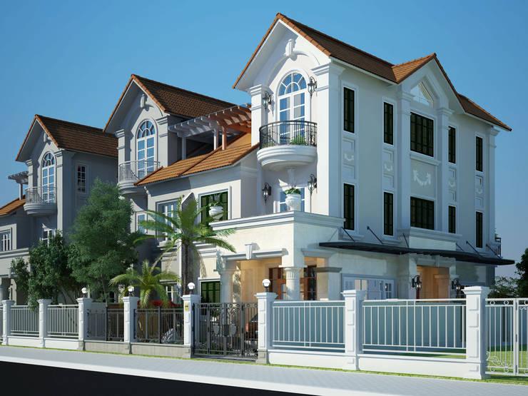 Cái tạo Biệt thự Vinhome Riverside !:   by gbkvietnam