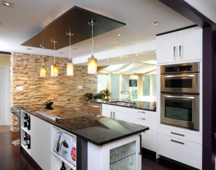Proyectos Goqui: Cocinas de estilo  por GOQUI