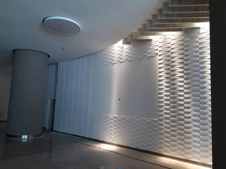 Ref: Bladet: Paisajismo de interiores de estilo  por Decoart3D S.A.S.