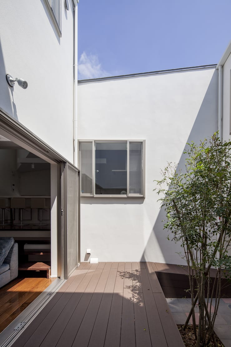 Houses by 前田敦計画工房