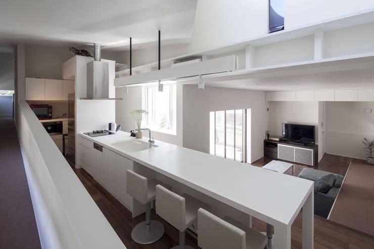 Kitchen by 前田敦計画工房