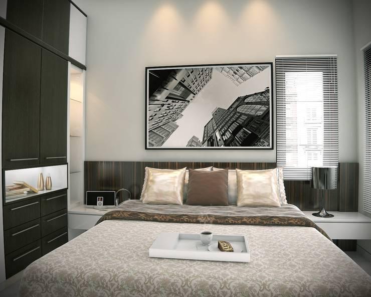 modern Bedroom by Celcius Indonesia