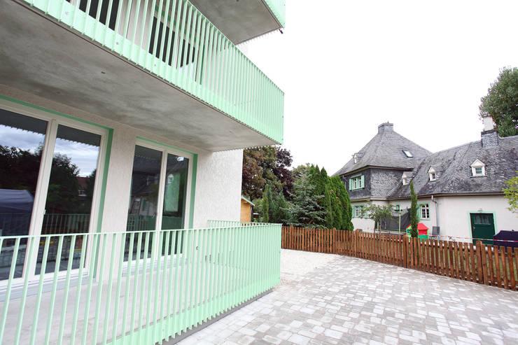 Balkone:  Häuser von Neugebauer Architekten BDA