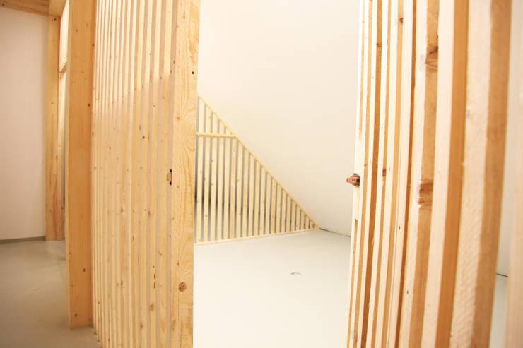 Dach als Abstellfläche:  Dach von Neugebauer Architekten BDA