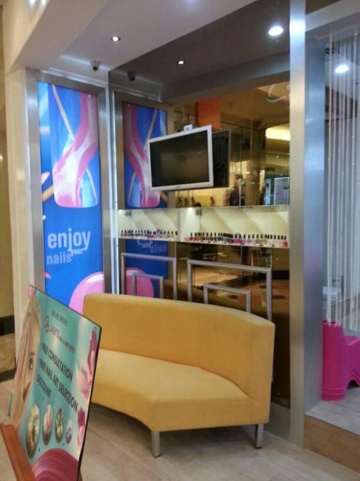 Lobby:  Ruang Komersial by Kottagaris interior design consultant