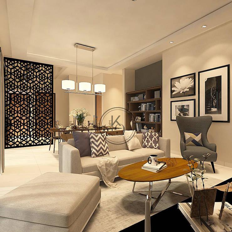 Pantai mentari:  Venue by Kottagaris interior design consultant