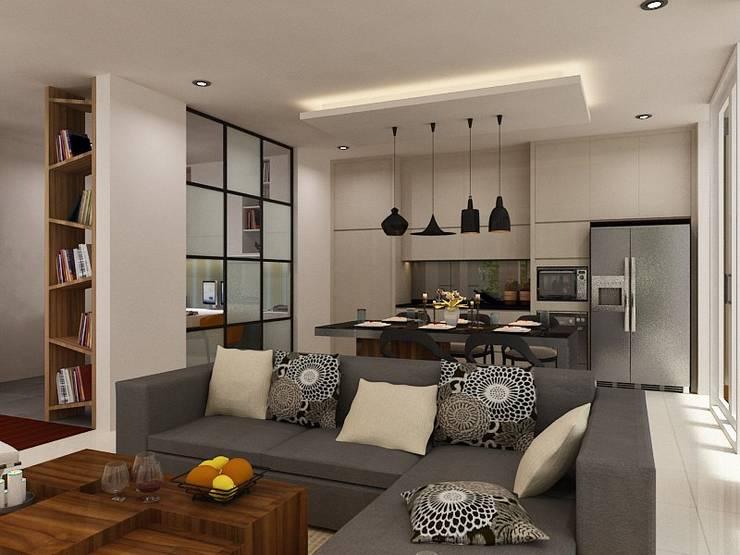 Citraland:  Venue by Kottagaris interior design consultant