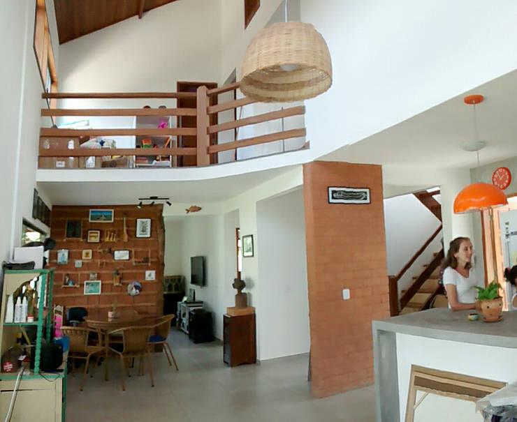 Phòng ăn by Oca Bio Arquitetura e Design
