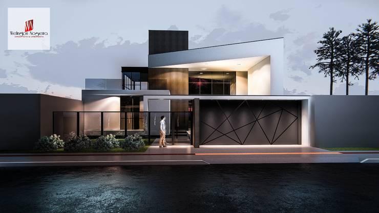 房子 by Welington Nogueira · Arquitetura, Urbanismo e Design