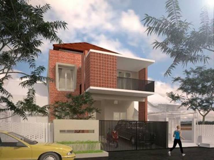 Brick House:   by HRW architect