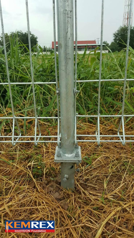 เข็มเหล็กงานฐานราก รั้ว Wire Mesh คุณรักสุด:   by บริษัทเข็มเหล็ก จำกัด