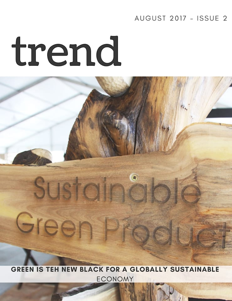 Sustainable:  Houses by Capital 5 Consulting, Industrial