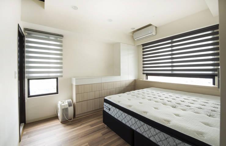 層層細節:  臥室 by 長城工程設