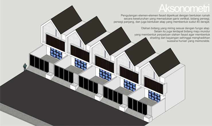 Aksonometri:   by HRW architect