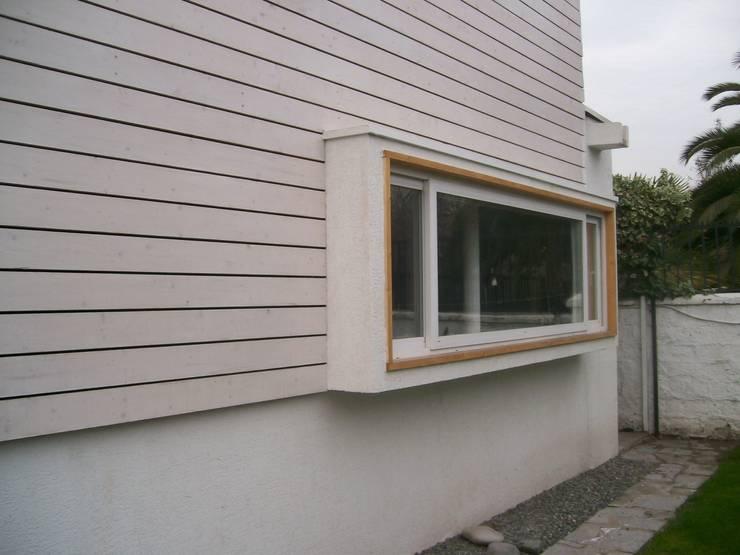 Cửa sổ by [ER+] Arquitectura y Construcción
