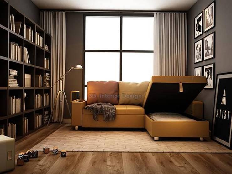 ผลงานของบริษัท:   by 3D. Interior Design