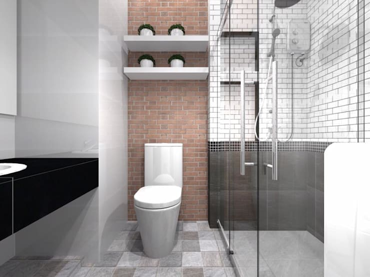 ผลงานของบริษัท:   by ออกแบบตกแต่งห้องครัว ห้องน้ำ