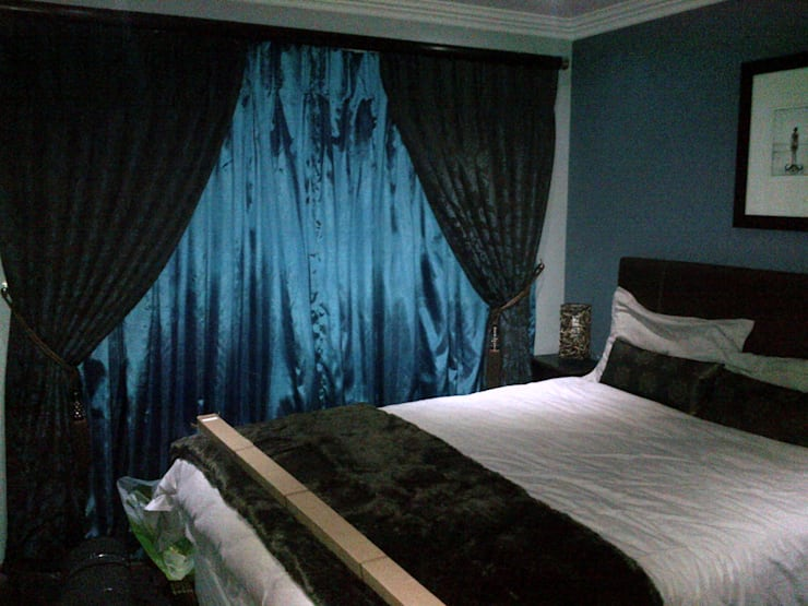 Rooms @ Colins:  Bedroom by Capital 5 Consulting, Classic