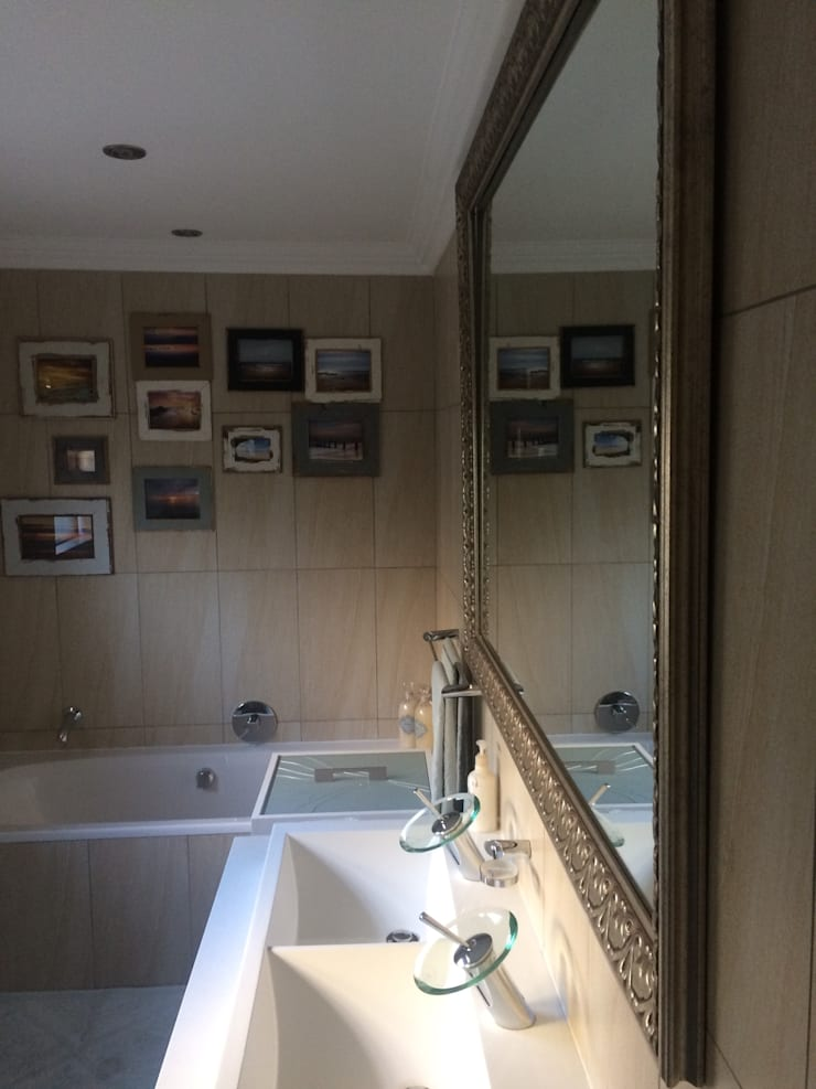Bathrooms revised:  Bathroom by Capital 5 Consulting