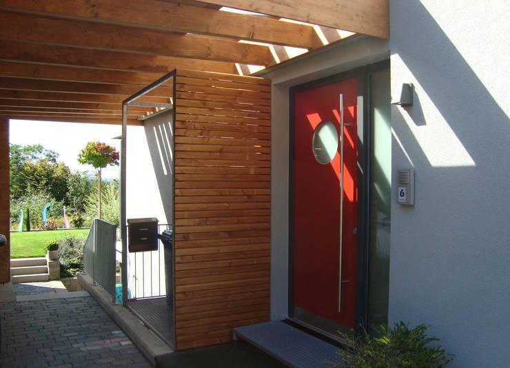moderne Huizen door Resonator Coop Architektur + Design