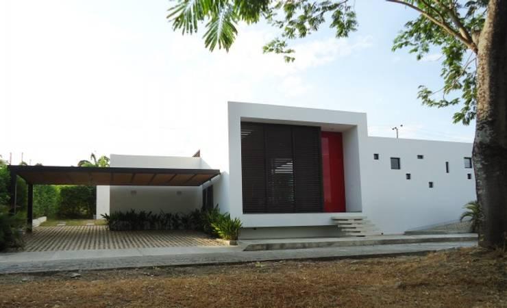 Proyectos Goqui: Casas de estilo moderno por GOQUI