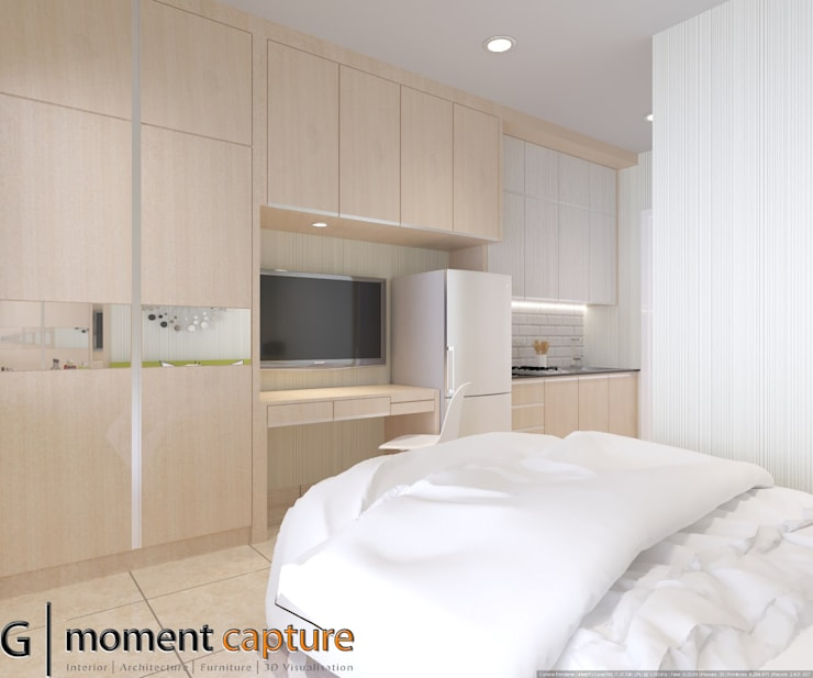 Studio Apartment:   by G | moment capture