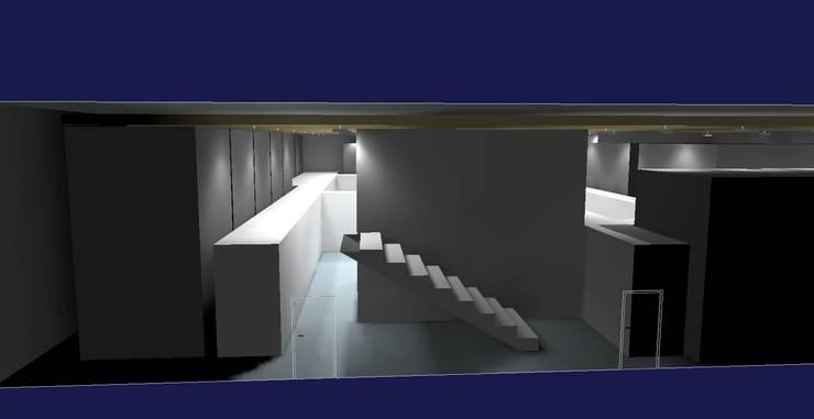 Diseño de iluminación de Planta:  de estilo  por MCO Ingeniería - Consultora - Soluciones & Servicios,