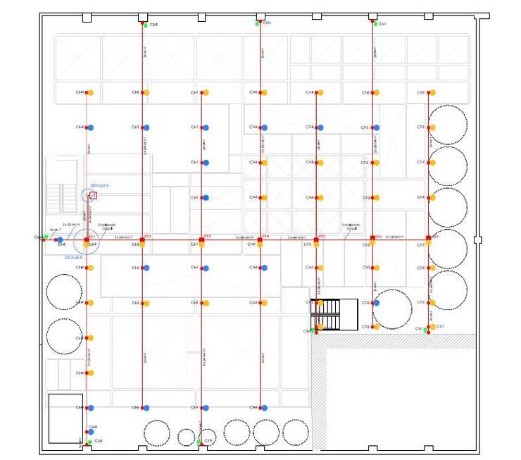 Instalación Eléctrica:  de estilo  por MCO Ingeniería - Consultora - Soluciones & Servicios,