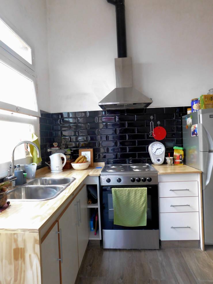 Remodelacion Final Cocina.: Cocinas de estilo  por Dsg Arquitectura ,