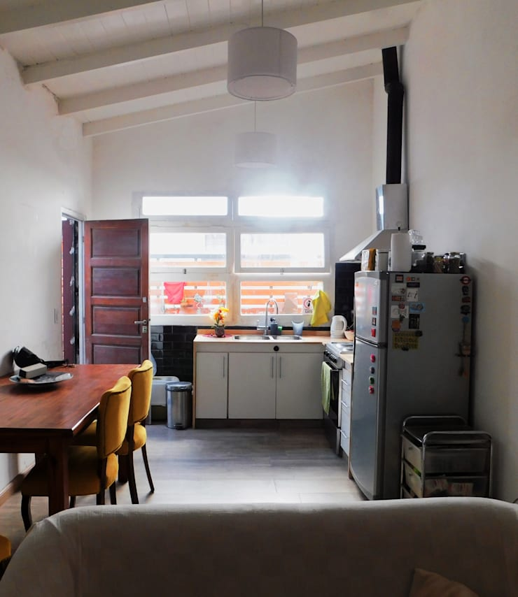 Reforma Cocina-Comedor.: Comedores de estilo  por Dsg Arquitectura ,