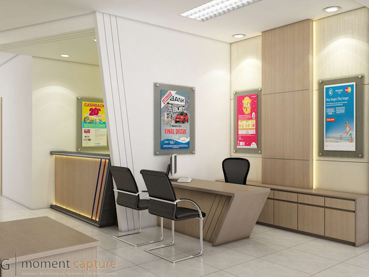 Bank Design Project:   by G | moment capture