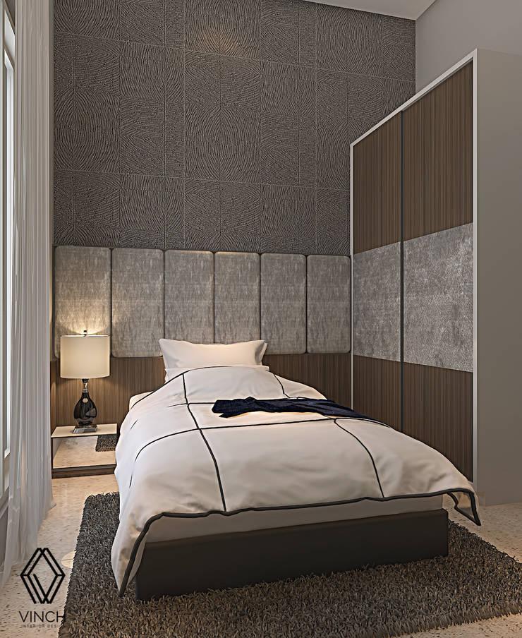 Kamar Anak:  Kamar tidur anak laki-laki by Vinch Interior