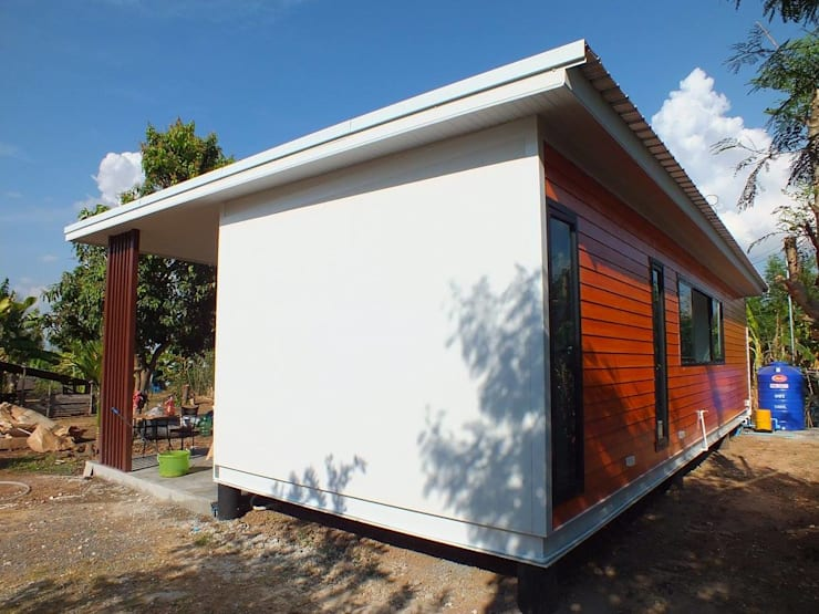 Kusuma house:   by ARYA architect
