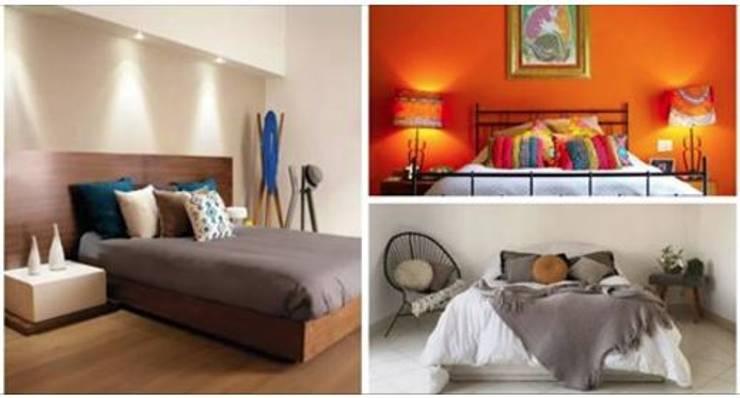 Dormitorios de estilo mediterraneo por homify