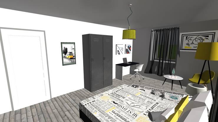 Dormitorios infantiles de estilo  de relion conception, Moderno