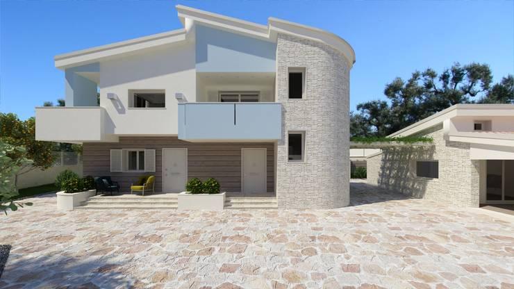 CASA AD: Case in stile  di De Vivo Home Design