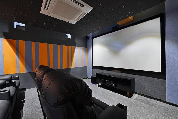 Phòng giải trí by SM Studio